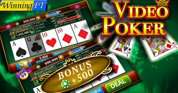Online Video Poker Agent