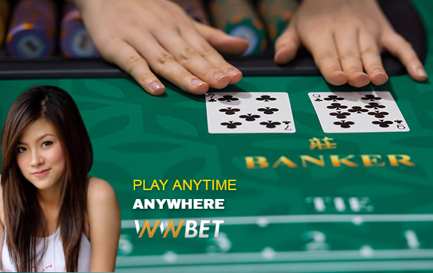Play Real Money Baccarat with WWBET
